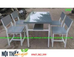 noithatmocstyle.vn-Mẫu bàn ghế nhà hàng CF38 đẹp, giá rẻ