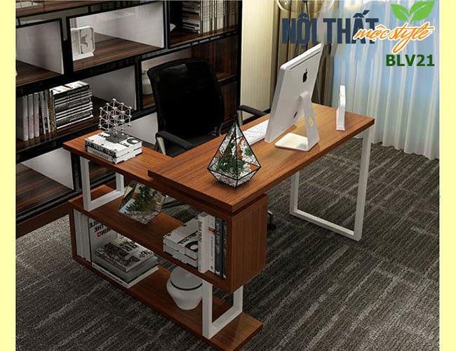 noithatmocstyle/vn-Bàn làm việc BLV21 với thiết kế thông minh, giá rẻ nhất