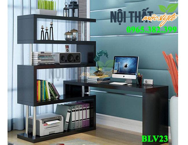 noithatmocstyle.vn-Bàn làm việc BLV23 thiết kế thông minh, sang trọng