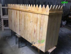 Quầy bar cafe, quầy bar đẹp QB43-Nội thất Mộc Style