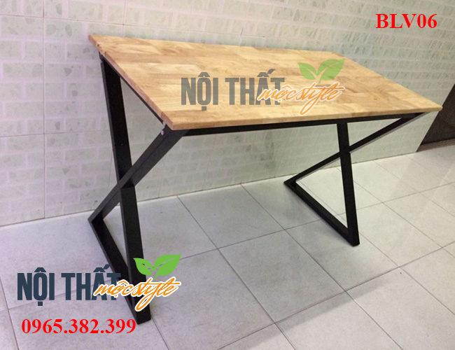 noithatmocstyle.vn-Bàn làm việc BLV06 đẹp sáng tạo, giá cực rẻ