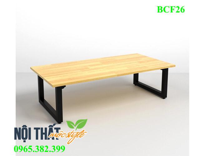 Bàn ngồi bệt BCF26 đẹp, giá rẻ nhất Hà Nội